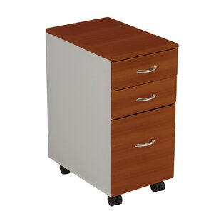 iFlex 3-Drawer Mobile File Cabinet by Balt