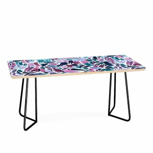 Affordable Artsy Strokes Coffee Table by East Urban Home