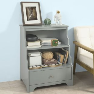 Brecken 75cm Bookcase By Brambly Cottage