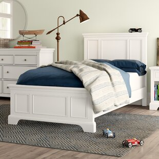 Shop For Parks Twin Panel Bed by Birch Lane™ Heritage Reviews (2019) & Buyer's Guide