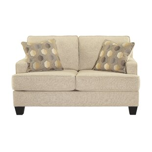 Coupon Canady Loveseat by House of Hampton Reviews (2019) & Buyer's Guide