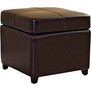 Affordable Leitch Storage Ottoman By Darby Home Co