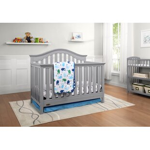 Bryson 4-in-1 Convertible Crib by Graco