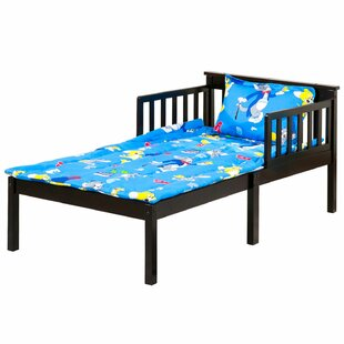Harriet Bee Hershel Convertible Toddler Bed