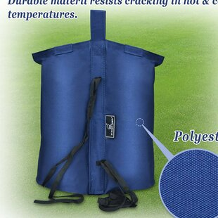 Weights Bag, Leg Weight for Pop up Canopy Tent Sand Bag 4 Pack Weighted Feet Bag (15.7