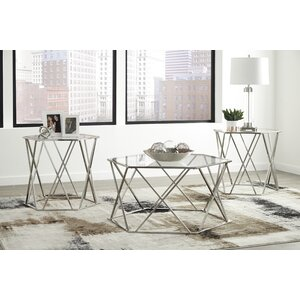 Howard 3 Piece Coffee Table Set