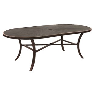 Heritage Aluminum Dining Table