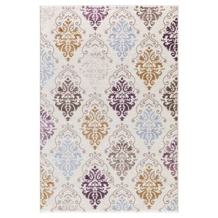 Milne Cream Indoor/Outdoor Area Rug