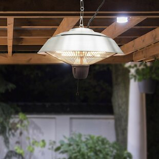 Kailee Electric Patio Heater By Belfry Heating