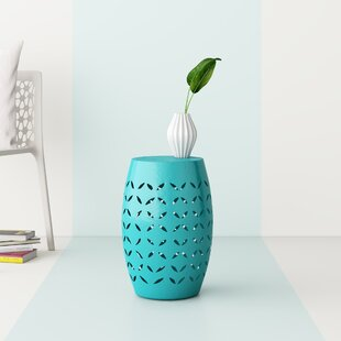 Hayley Tribeca End Table by Hashtag Home