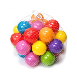 Balls For Bouncy House Pitt Crush Proof (Set Of 60) By ALEKO
