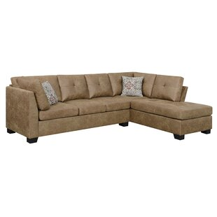 Millwood Pines Danna Reversible Sectional
