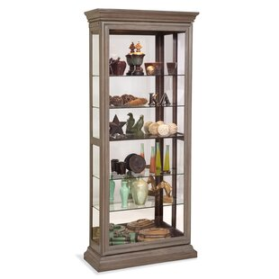Destiny Lighted Curio Cabinet by Philip Reinisch Co.