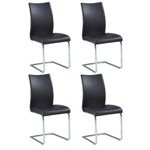 Souhail Upholstered Side Chair (Set of 4)..