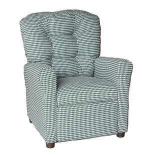 Find the perfect Houndstooth Kids Recliner ByBrazil Furniture