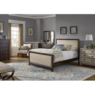 Broseley Upholstered Panel Bed
