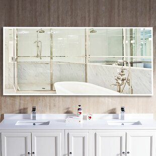 Jammie Bathroom/Vanity Mirror By Red Barrel Studio