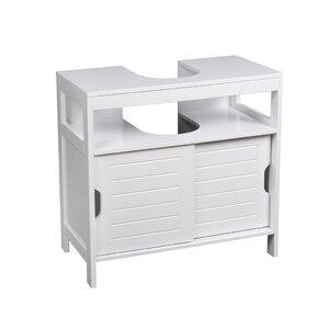 60 cm Waschbeckenunterschrank Ashmore von Hokku Designs