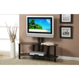 Chesser Adjustable Height TV Stand for TVs up to 48