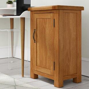 1 Door Storage Cabinet By Gracie Oaks
