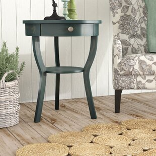 Tussilage Kendra End Table by Lark Manor