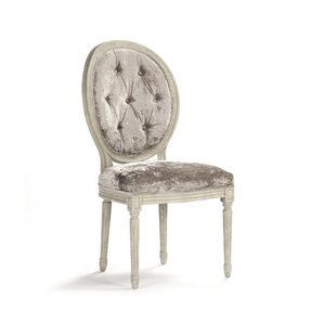Medallion Upholstered Dining Chair by Zen..