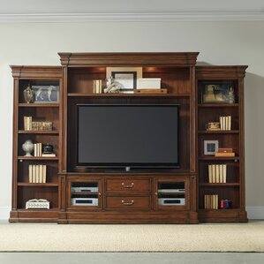 Clermont Entertainment Center by Hooker Furniture