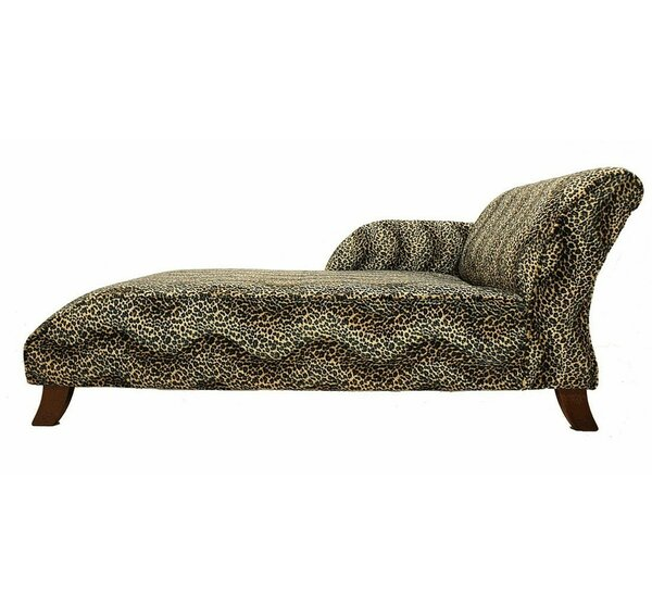 Swell Ayon Animal Printed Chaise Lounge Andrewgaddart Wooden Chair Designs For Living Room Andrewgaddartcom