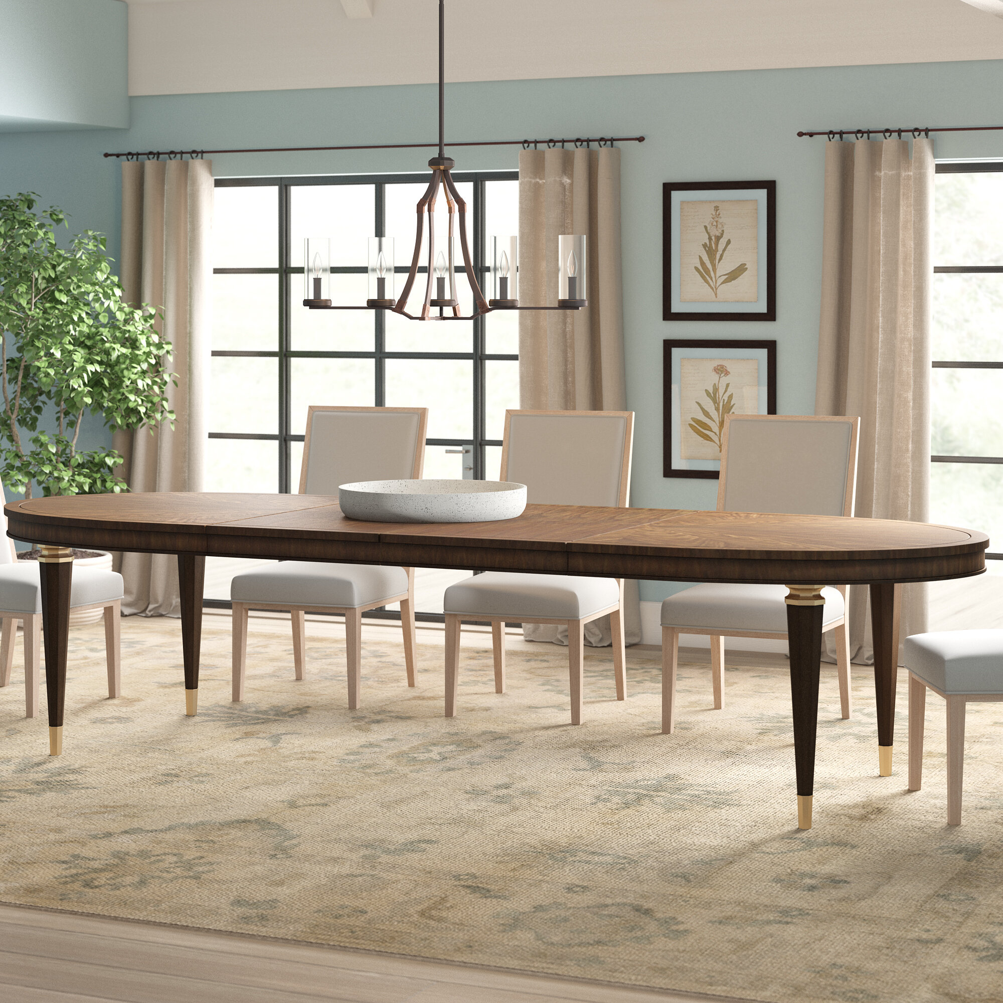 Drake Extendable Dining Table Reviews