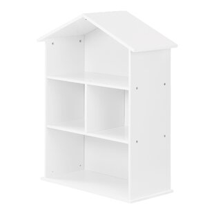Marcella 87cm Bookcase By Harriet Bee
