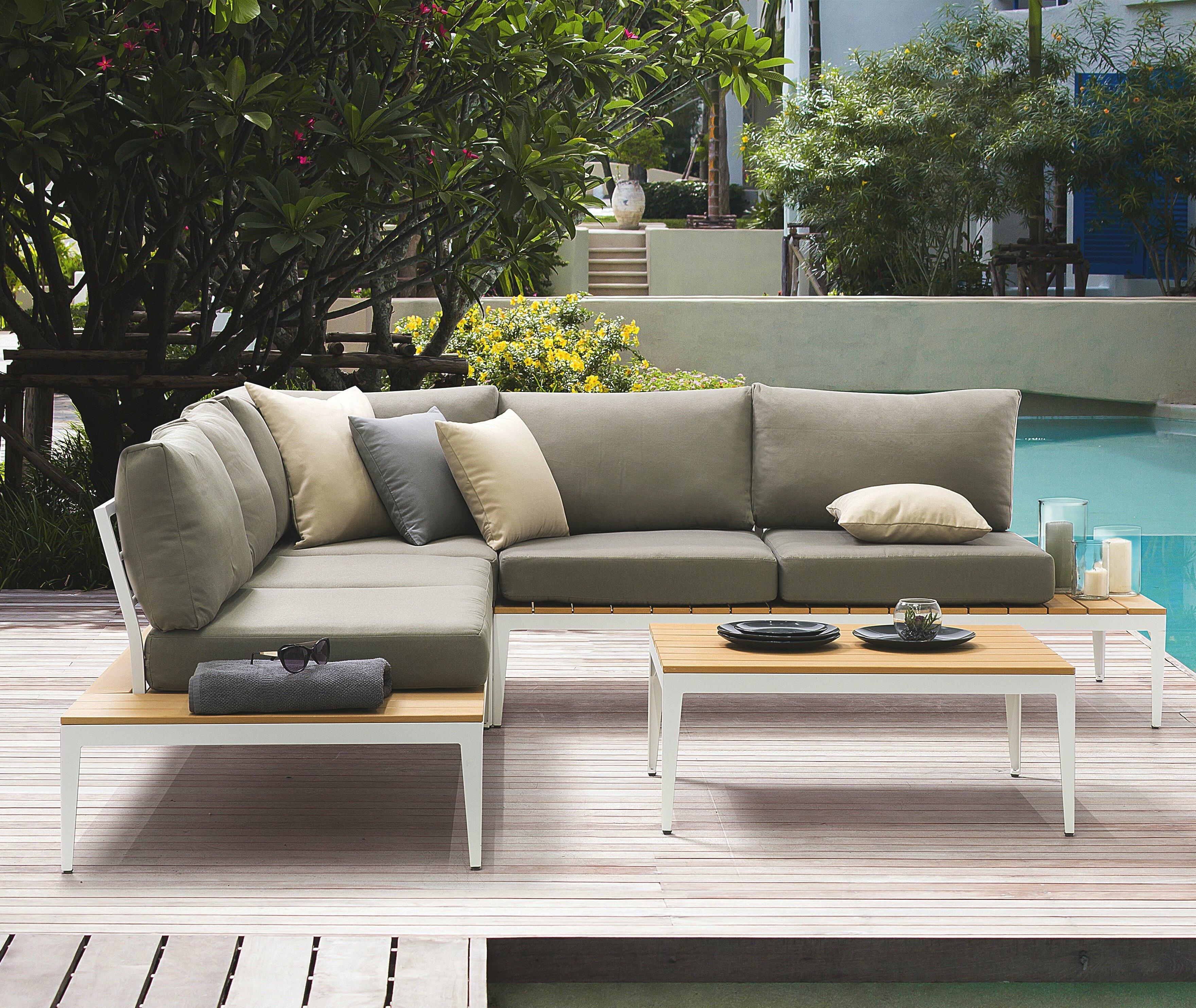 designer fashion d3dda 92547 Kirch 5 Seater Corner Sofa Set