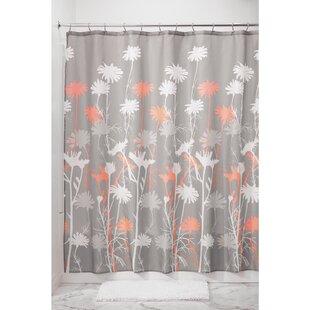 orange and grey shower curtain. Save To Idea Board Orange Shower Curtains You Ll Love  Wayfair Ca