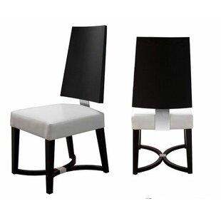 Devo Side Chair (Set of 2) by Sharelle Fu..