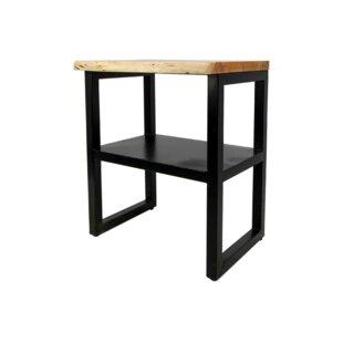 Tasmin Multi-Tiered Telephone Table By Ebern Designs