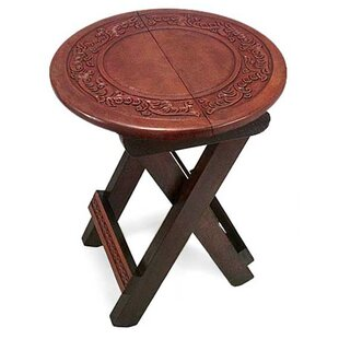 Folding End Table by Novica