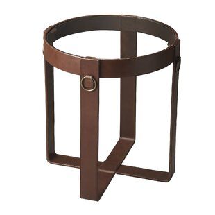 Darby Home Co Armitage Brown End Table