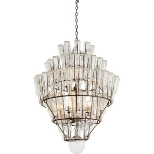 Milk bottle chandelier wayfair canton 9 light crystal chandelier aloadofball Gallery