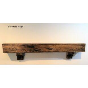 Bench mantel easy
