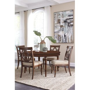 Isle of Palms 5 Piece Dining Set Panama Jack Home