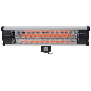 Belper Wall Electric Patio Heater By Sol 72 Outdoor