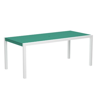MOD Rectangular 29 Inch Table by POLYWOOD® Best Design