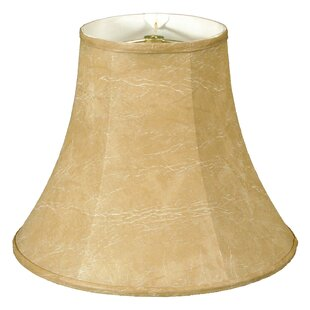 Find the perfect 14 Faux Leather Bell Lamp Shade By Alcott Hill