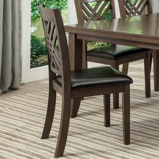 Brophy Upholstered Dining Chair (Set of 2) by Winston Porter