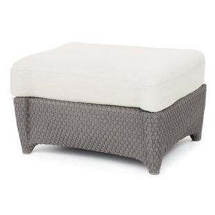 Precision Ottoman with Cushion by Seasonal Living