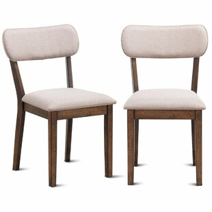 Eberhardt Upholstered Dining Chair (Set o..