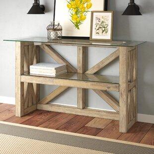 Kara Console Table by Laurel Foundry Modern Farmhouse