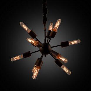 Wrought Studio Abels 12-Light Chandelier