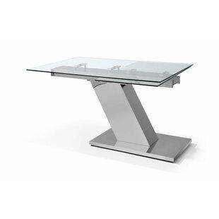 Sleek Extendable Dining Table