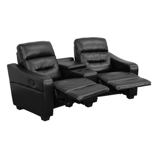 Latitude Run Dash Home Theater Sofa (Row of 2)