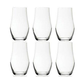 Ego 16 oz. Crystal Highball Glass (Set of 6)